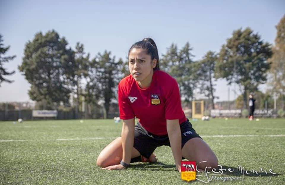 Ana Lucía Martínez contribuye con un gol en el triunfo de la Roma contra Brescia