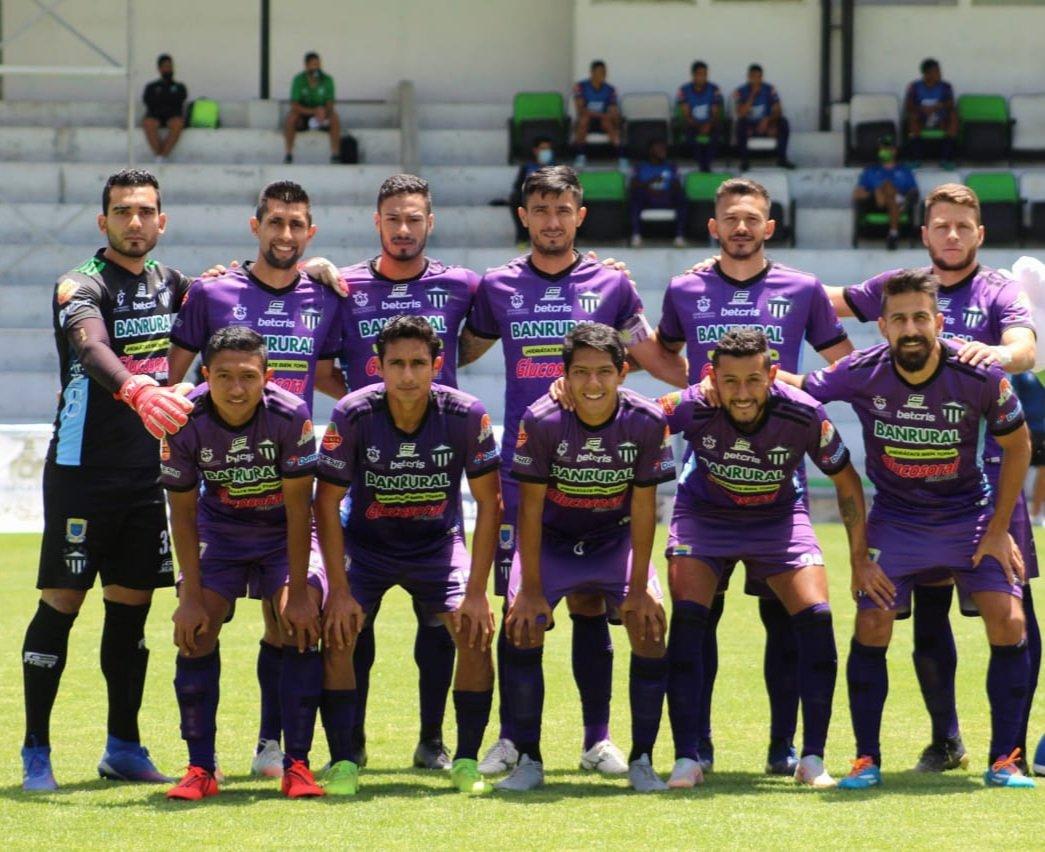 Antigua GFC cae contra los Toros y prolonga la pesadilla en el Clausura 2021