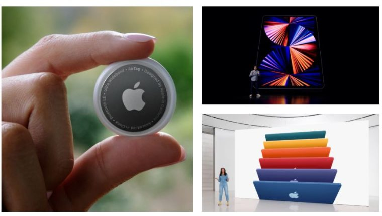 Apple promociona nuevos productos y servicios. (Foto Prensa Libre: EFE)