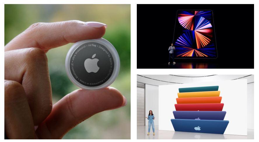Apple presenta AirTag, una pequeña ficha para encontrar objetos perdidos (cuáles son las novedades del iPad, el iMac y otros productos)