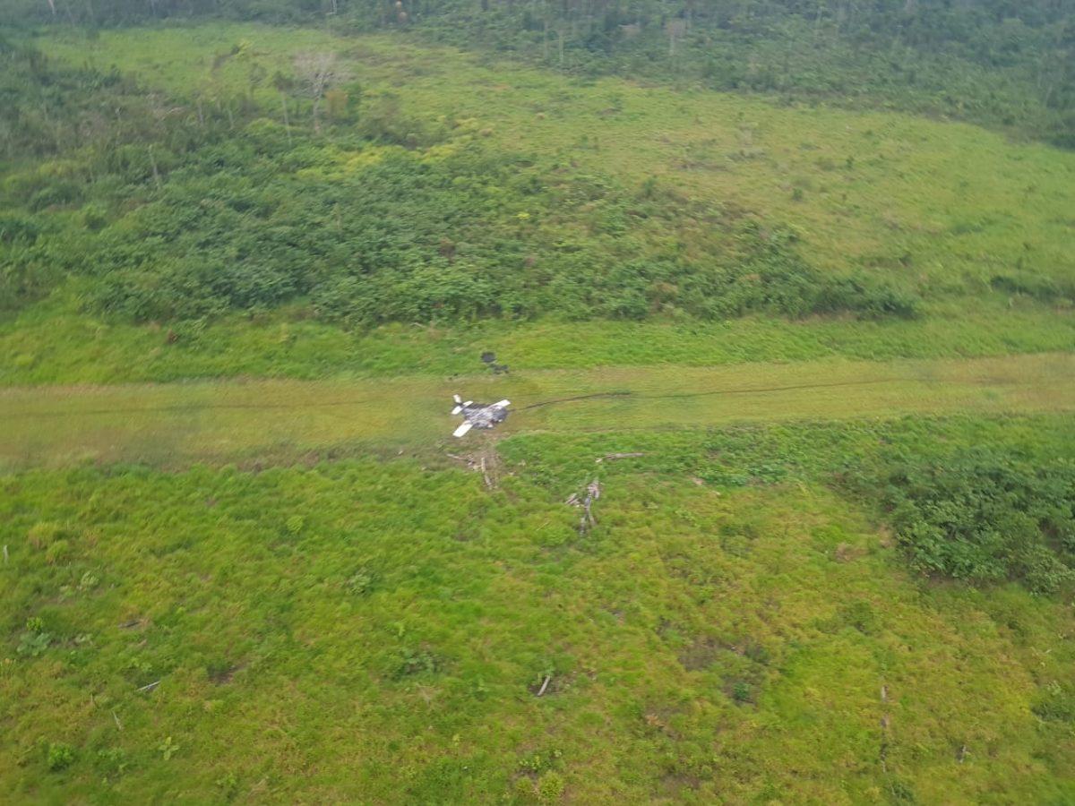 Por qué una aeronave con cocaína aterriza en Guatemala cada diez días desde 2019