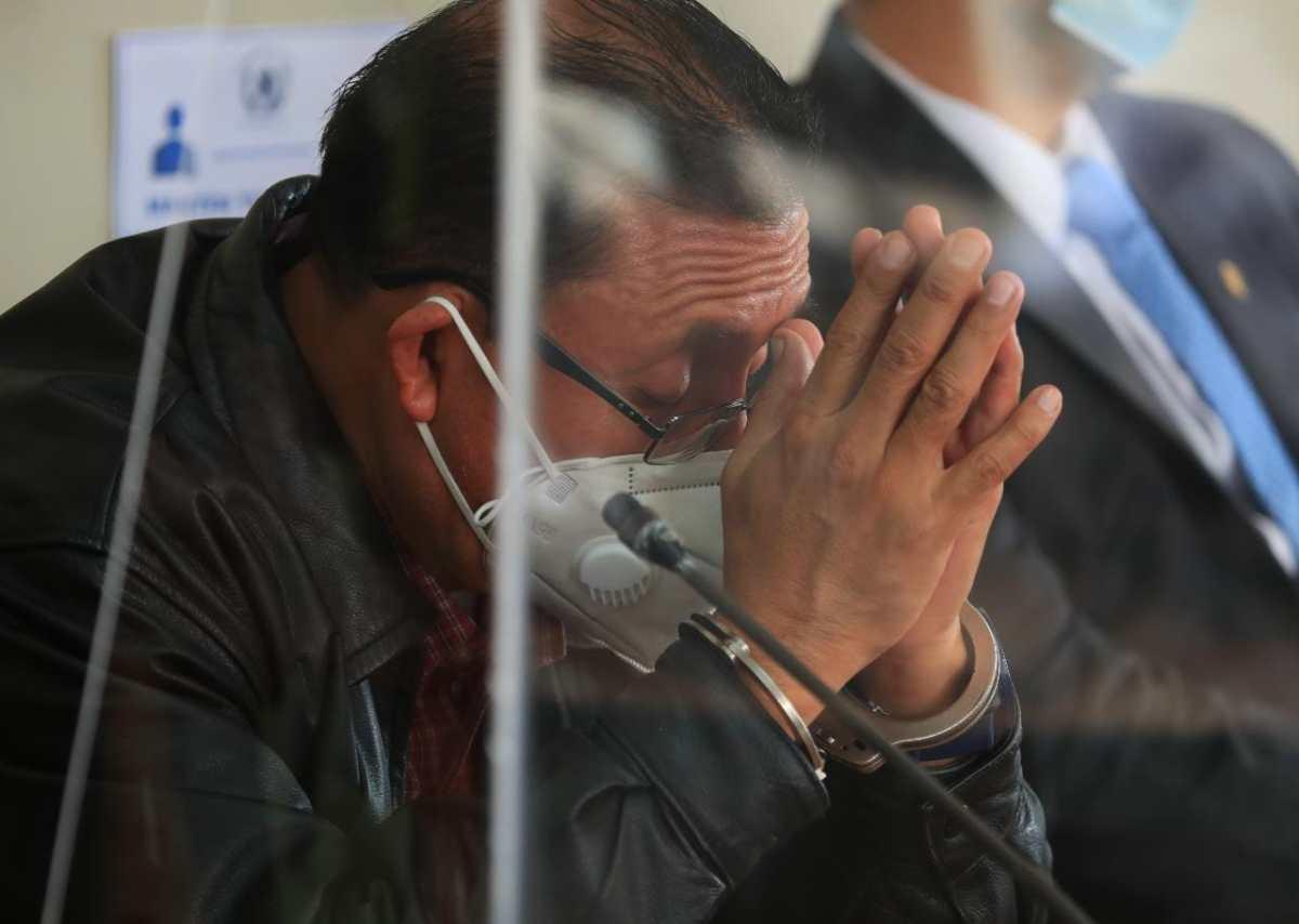 Condenan a 12 años de prisión a excolaborador del alcalde de Mixco Neto Bran
