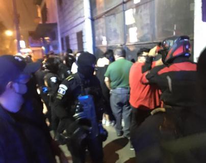 Ley Seca: PNC captura a 58 personas en un centro nocturno, una de ellas tiene covid-19