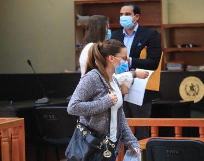 Daniela Beltranena continuará en arresto domiciliario por riesgo de contagio de covid-19
