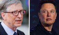 Gates ha criticado los planes de Musk de ir al espacio, y este a la vez los planes de Gates de apoyar la vacuna contra el covid-19. (Foto: Hemeroteca PL)