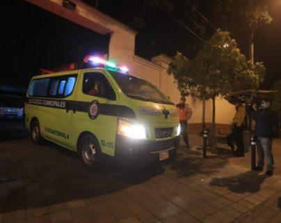 Fallece tercer bombero que resultó herido en incendio forestal en Reservas de Minerva, Mixco