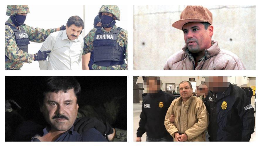 """Cuántas veces se escapó """"el Chapo"""" y cómo fue la última fuga"""