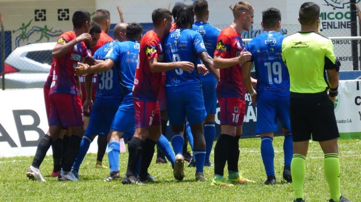 Clausura 2021: Cobán Imperial rescata un punto ante el Deportivo Iztapa