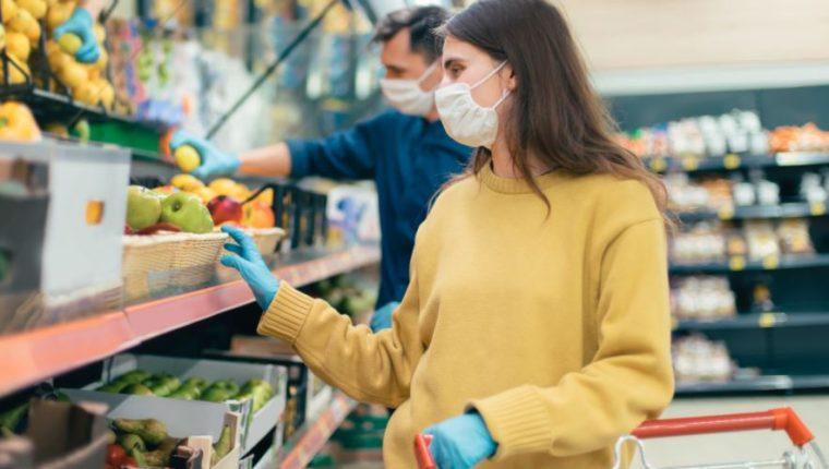 En términos de hábito de compra en todos los países creció el ticket y la frecuencia. (Foto Prensa Libre: Shutterstock)