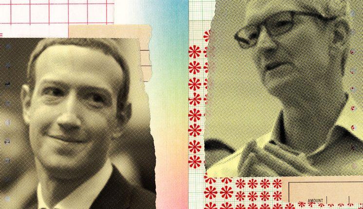 Las políticas de privacidad han hecho que los líderes de Facebook y Apple se distancien aún más. (Foto Prensa Libre: The New York Times)