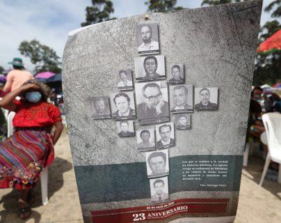 Beatifican a sacerdotes españoles y catequistas indígenas asesinados durante la guerra y recuerdan a Gerardi