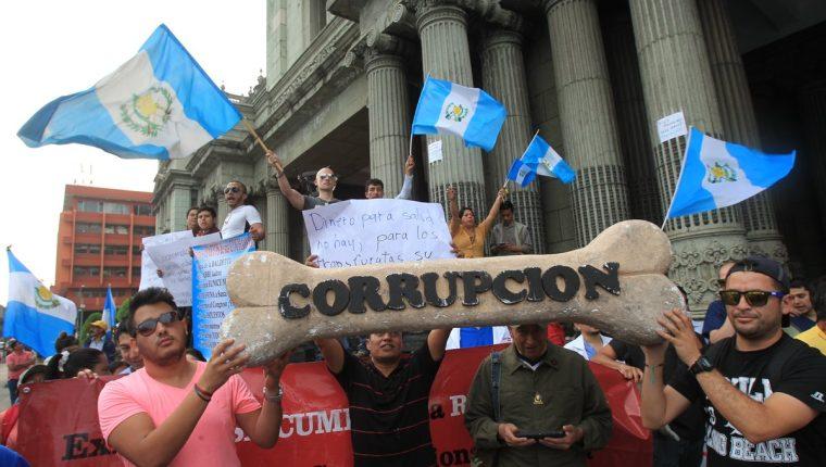 Estados Unidos dice que la corrupción es un mal que daña a la sociedad. (Foto: Hemeroteca PL)