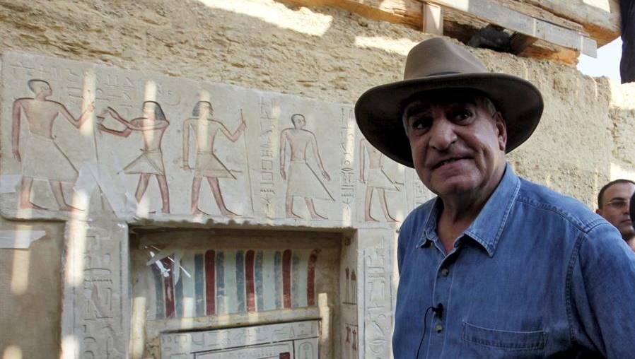 Bajo la arena y con 3 mil años de antigüedad, encuentran ciudad perdida en Egipto (por qué es el descubrimiento arqueológico más importante desde el hallazgo de la tumba de Tutankamón)