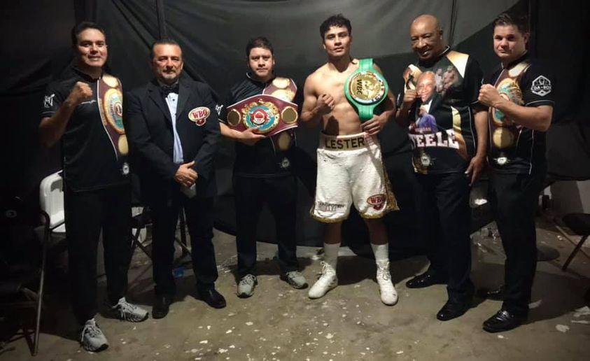 ¡Brillante actuación! Lester Martínez se corona campeón de Latinoamericano de la OMB