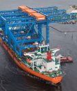 Puertos de Florida, Estados Unidos, como el de Everglades, recibieron más productos guatemaltecos durante el primer año de pandemia. (Foto Prensa Libre: Cortesía)
