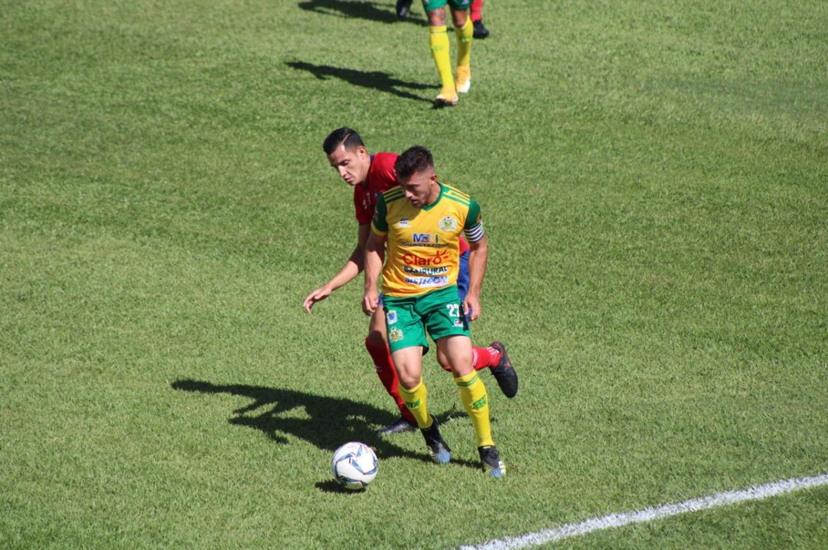 Guastatoya y Municipal empatan sin goles en el David Cordón Hichos