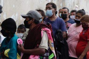 Coronavirus: Contagios nuevos se mantienen por encima de los 1 mil 500