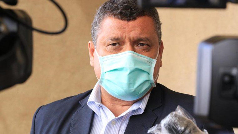 Guillermo Castillo, presidente en funciones. (Foto: Vicepresidencia)