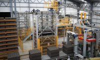 Inauguraci—n de la nueva planta de Block BOCAZA, ubicada en el km 32 de Amartilla, con una inversi—n de m‡s de 50 millones de quetzales.  Foto Carlos Hern‡ndez 25/02/2020