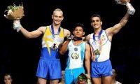 El gimnasta guatemalteco Jorge Vega confirmó que la Fundación Pho3nix apoyará su carrera deportiva. (Foto Jorge Vega),