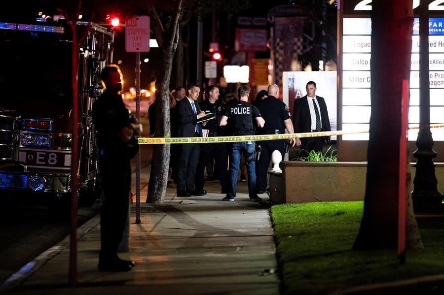 Un latino es el sospechoso del tiroteo que mató a cuatro personas en California