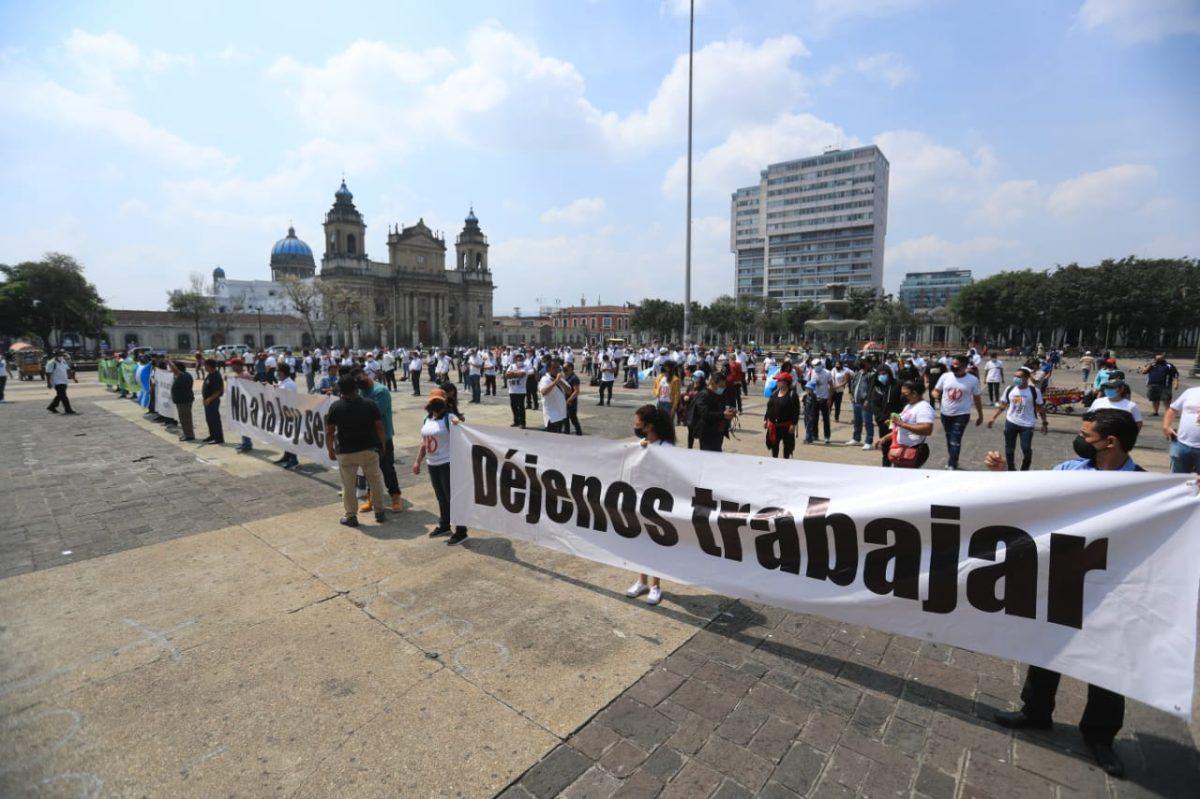 Coronavirus: Gobierno de Guatemala anunciará nuevas disposiciones el sábado 1 de mayo