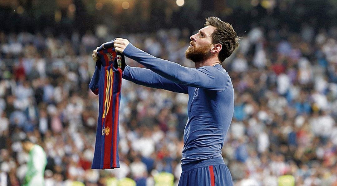 'Manita', camiseta al viento: estos han sido los mejores clásicos de Leo Messi