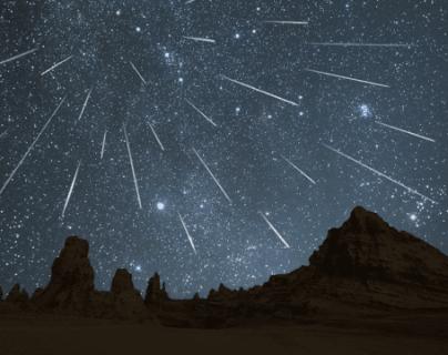 Comienza la lluvia de meteoritos Líridas: esto es lo que debe saber para ver el fenómeno