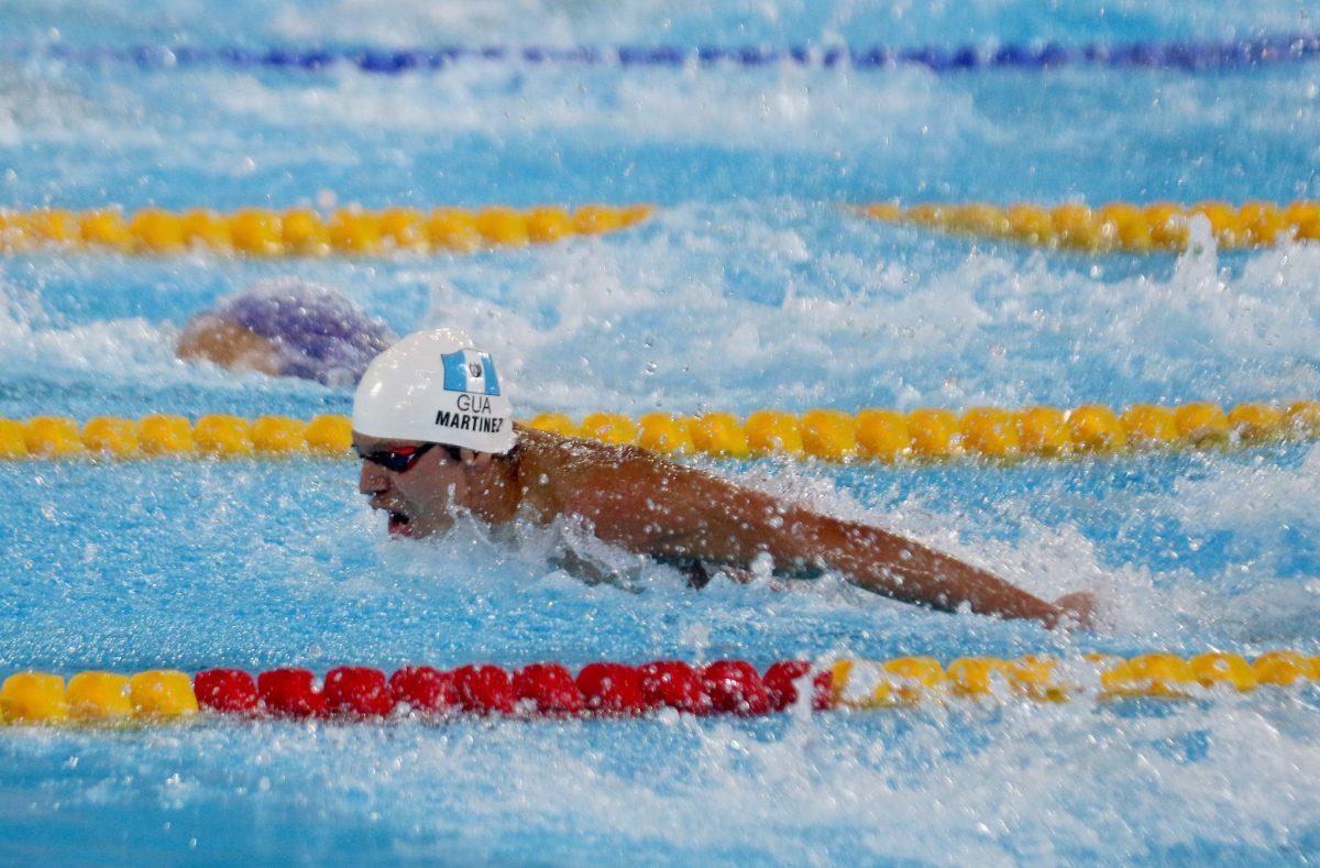 Video   Luis Carlos Martínez se queda con la plata en el Pro Swim Series