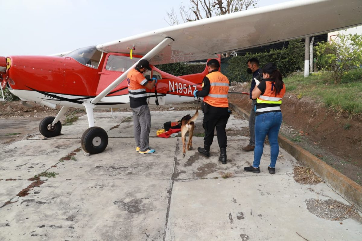 MP incauta avioneta vinculada a Federico Andrés Machado, argentino requerido por Estados Unidos