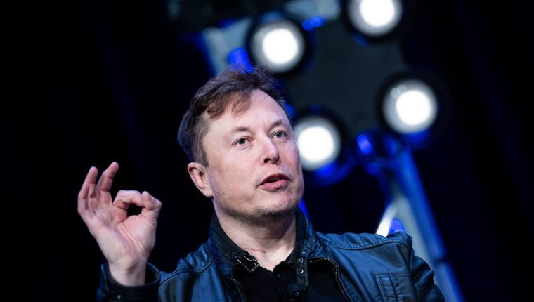 Elon Musk, fundador de SpaceX y de Tesla. (Foto Prensa Libre: Hemeroteca PL)