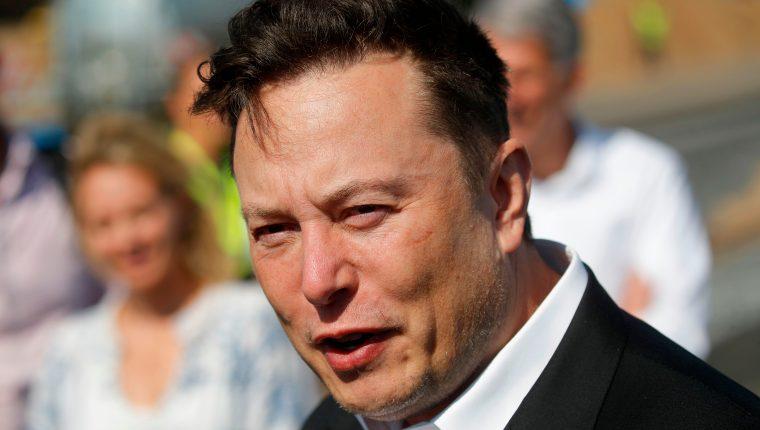 Elon Musk, fundador de Tesla, es el hombre más rico del mundo. (Foto Prensa Libre: Hemeroteca PL)