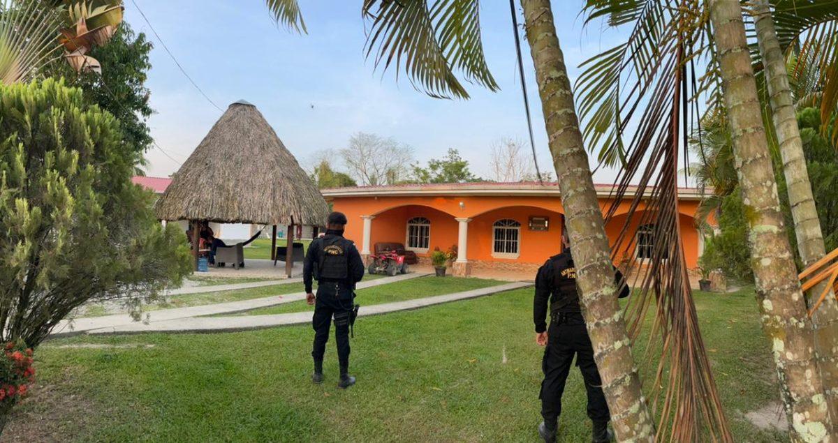 Capturan a presunto narcotraficante con órdenes de captura en Estados Unidos y Guatemala