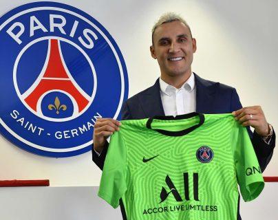 El PSG blinda a Keylor Navas y prolonga su estadía en el club al 2024