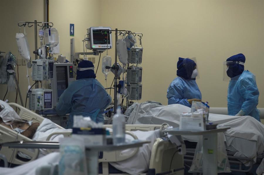 El ruido del respirador le molestaba: Paciente con covid-19 mata a su compañero de habitación