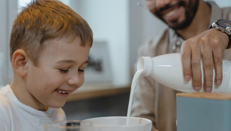 La leche de cabra es una opción como alimento saludable. (Foto Prensa Libre: Tima-miroshnichenko/Pexels)