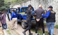 Operativo contra robo de vehículos en San Lucas