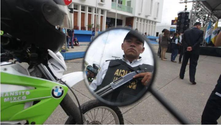 Mixco tiene convenios con la PNC para patrullajes conjuntos de seguridad ciudadana. (Foto Prensa Libre: Hemeroteca PL)