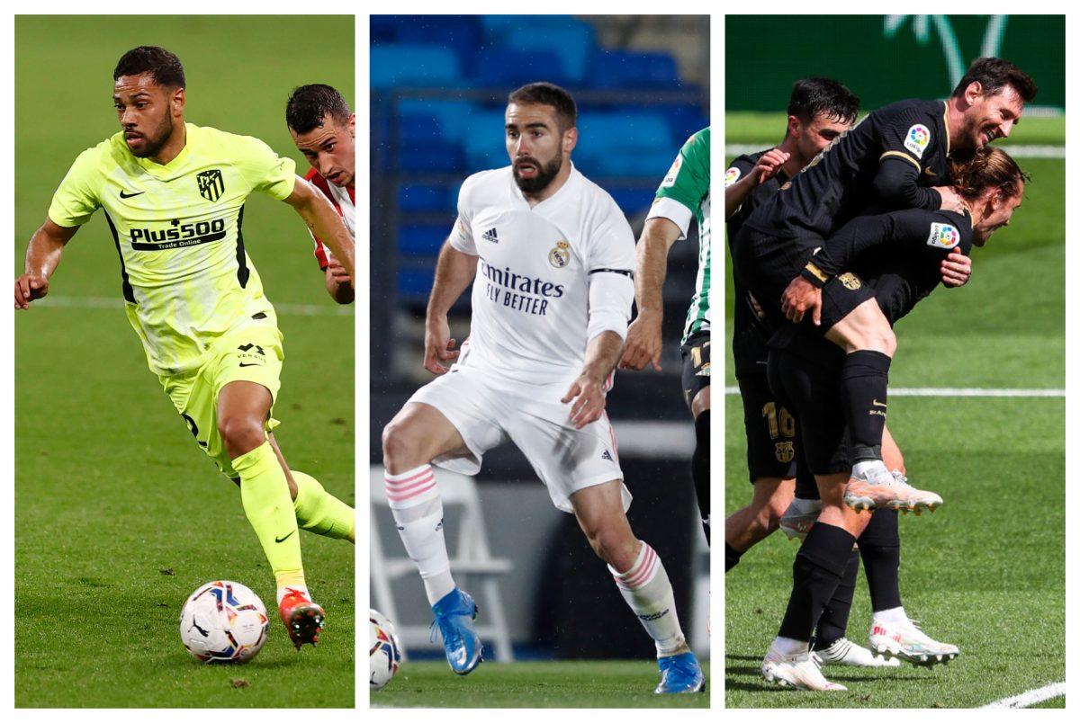 Derrota del Atlético, triunfo de Barsa y empate del Real Madrid dejan LaLiga de infarto