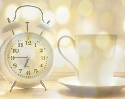 Ajuste su reloj interno para vivir mejor