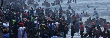 Playas en Guatemala Semana Santa