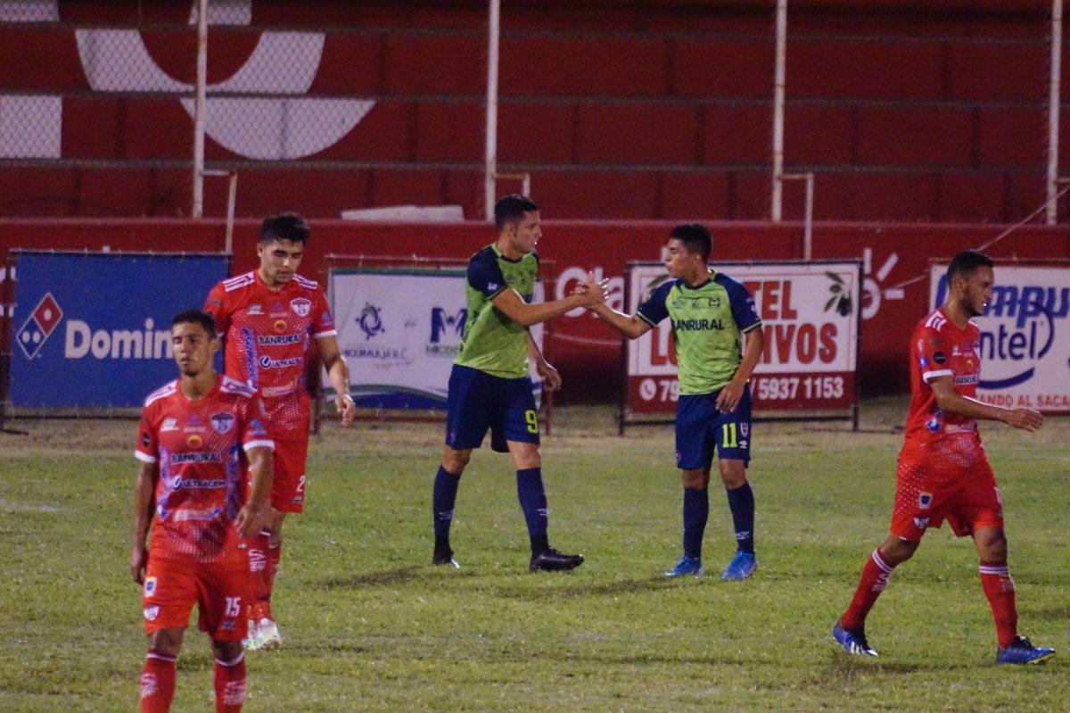 Municipal celebra en Las Victorias y aumenta la agonía de Sacachispas