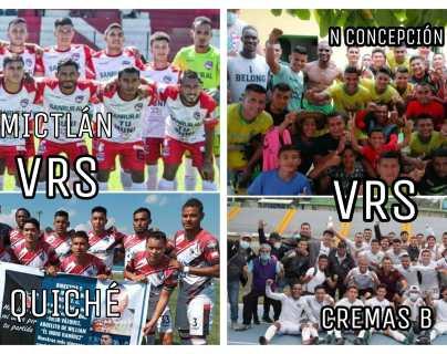 Se definen las series de semifinales en la Liga Primera División