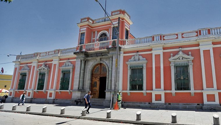 El TSE presentó a inicio de año ela propuesta de reformas a la ley electoral. (Foto Prensa Libre: Hemeroteca PL)