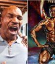 Un video viral muestra a Francis Ngannou, campeón camerunés de los Pesos Pesados de UFC, imitando, a modo de broma, una de las acciones más  comentadas de Mike Tyson. Foto Prensa Libre: @francisngannou / Instagram