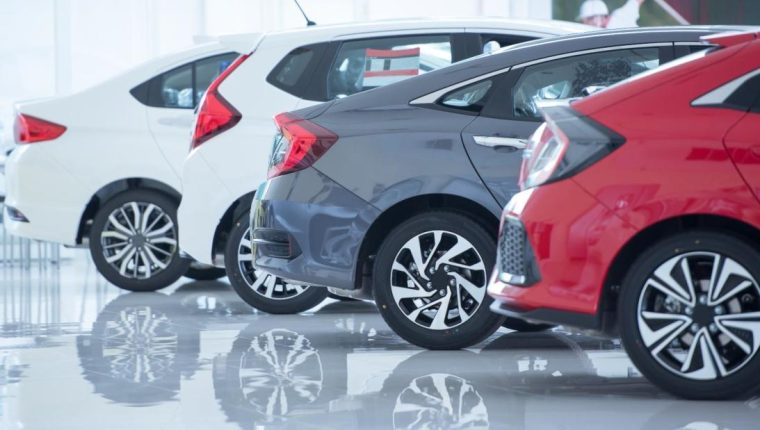 La importación de vehículos reporta una mejora con respecto del primer bimestre del 2020 y de los meses más críticos de ese año. (Foto, Prensa Libre: Hemeroteca PL).