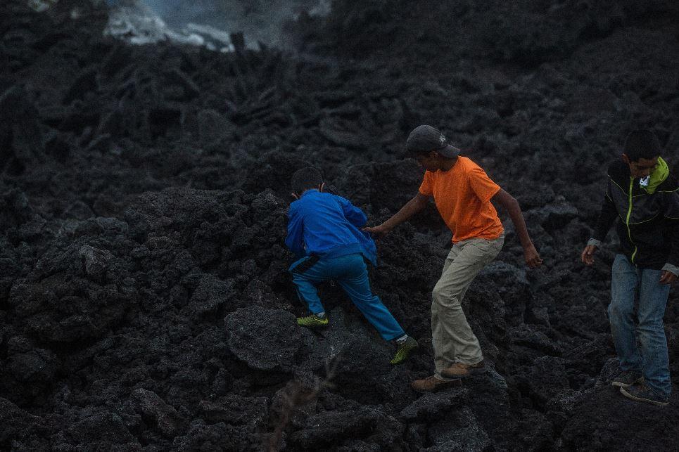 Parque Nacional Volcán de Pacaya reanuda actividades turísticas, pero Conred advierte aún sobre riesgos