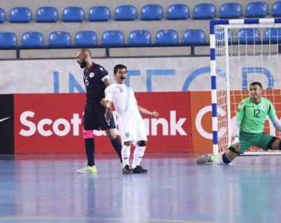 Futsal: Guatemala le gana a República Dominicana 4-2 y comienza bien su camino a Lituania