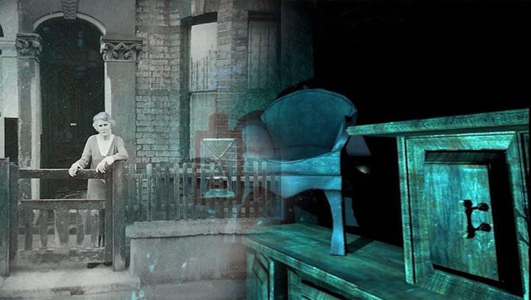 La pesadilla del fantasma de Battersea dominó la vida de Kitty Hitchings y su familia durante años.