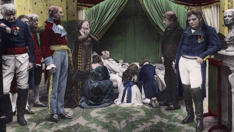 Napoleón Bonaparte murió el 5 de mayo de 1821 en Santa Elena, dice la historia. Pero ¿cuál fue la causa?